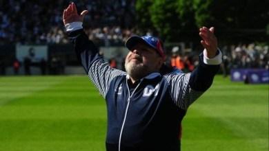 Photo of A los 60 años: Murió Diego Armando Maradona