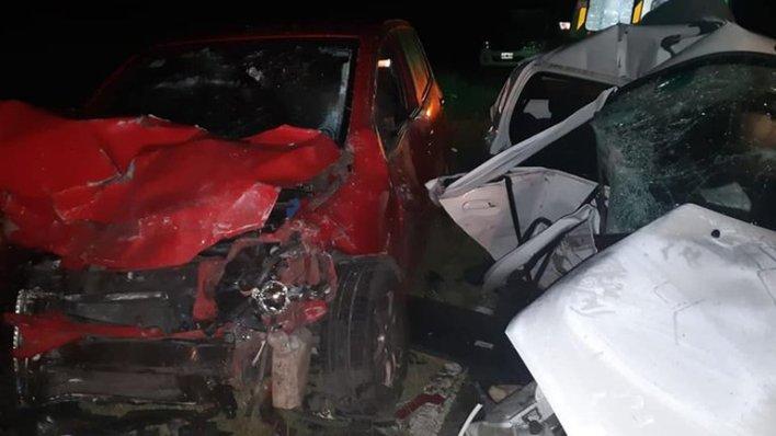 Trágico choque frontal en la ruta camino a la Costa Atlántica: dos jóvenes de La Plata murieron y otra perdió un embarazo