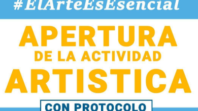 Photo of Protesta: los artistas piden por la reapertura de los teatros
