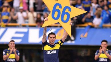 Photo of El adiós a la pelota: Fernando Gago anunció su retiro del fútbol profesional