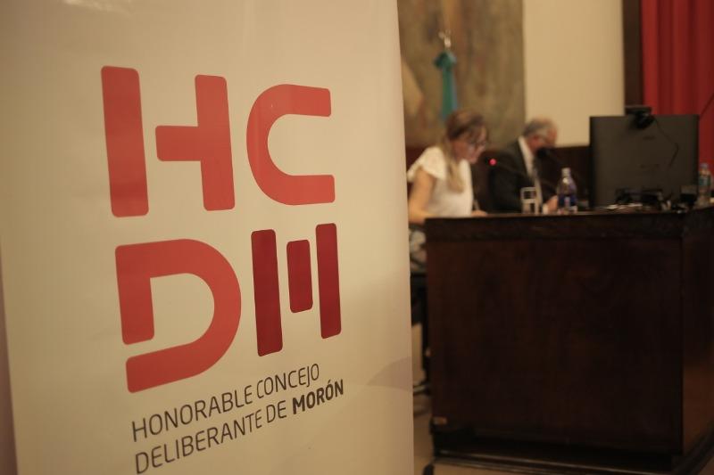 Maratónica última sesión ordinaria del HCD de Morón: duró 6 horas y media