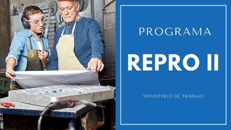 REPRO 2: conocé el nuevo programa de asistencia para empresas