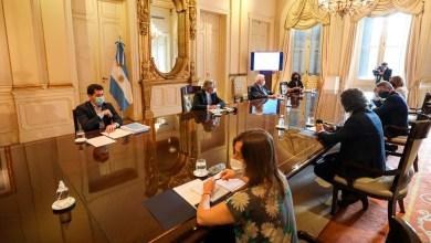 Photo of Ginés González García afirmó que «se estima que la vacunación empezará «en la primera quincena de enero»
