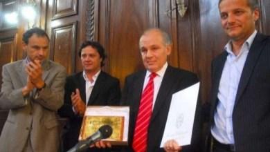 Photo of Sabella, el Ciudadano Ilustre de La Plata