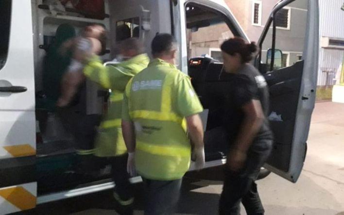 Héroes otra vez: los bomberos de San Carlos salvaron a una bebé de 8 meses en La Plata