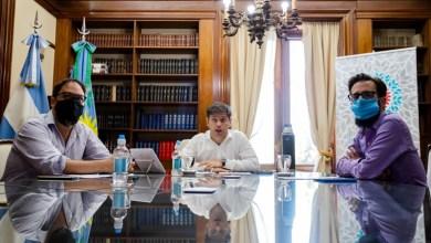 Photo of Kicillof y Simone anunciaron obras de transporte eléctrico para la Provincia con financiamiento de la CAF