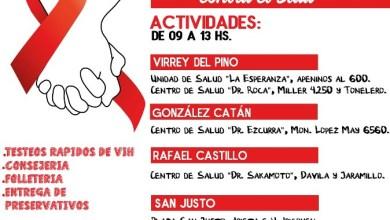 """Photo of Jornada de Prevención y concientización del Sida: """"Elegir saber"""""""