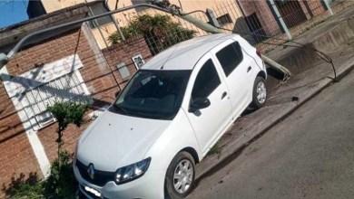 Photo of Robaron un auto en Castelar y apareció chocado en Hurlingham