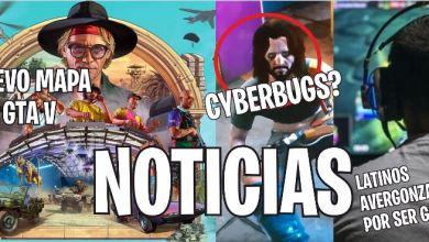 Photo of Nuevas actualizaciones del GTA, el nuevo juego de zombies y los errores de CyberPunk