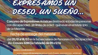 """Photo of Concurso de expresiones artísticas: """"Expresamos un deseo, un sueño…"""""""
