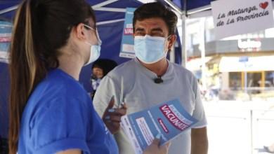 Photo of La juventud de La Matanza colabora solidariamente para inscribirse en Buenos Aires Vacunate