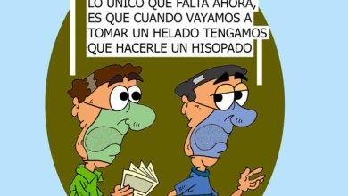 Photo of #BuenMartes Humor en Diario NCO 19-01-2021