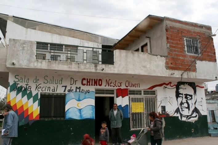 Gregorio de Laferrere: balance  de la pandemia  desde una sala de salud de barrio