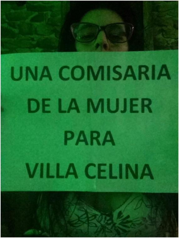 Piden por una Comisaría de la Mujer en Villa Celina   Diario NCO