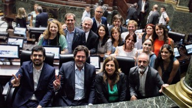 Photo of Legislatura porteña:  Bloque Frente de Todos