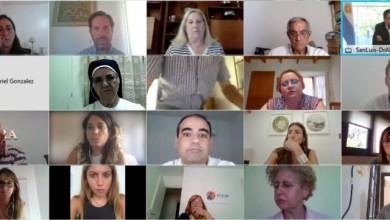 Photo of Trotta mantuvo una nueva reunión con los impulsores de la campaña #ALasAulas