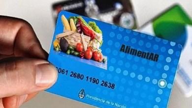 Photo of Actualización del cronograma: reemplazo de las Tarjetas Alimentar con vencimiento el 01-21