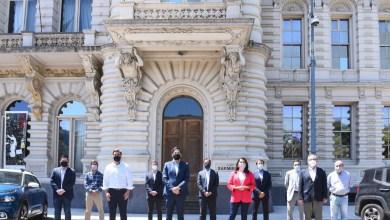 Photo of Trotta se reunió con intendentes de la Provincia de Buenos Aires para la coordinación territorial de los programas socioeducativos nacionales