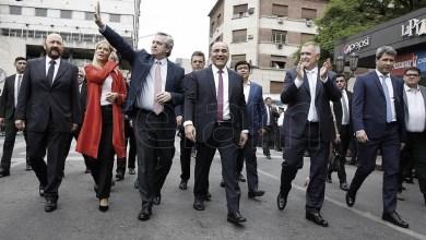 Photo of El presidente Alberto Fernández viajará a la provincia de Tucumán