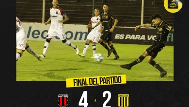 Photo of Almirante Brown no pudo con Defensores de Belgrano y perdió 4-2