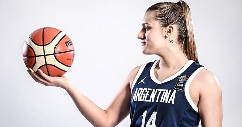 Florencia Chagas, de Zona Oeste a la WNBA