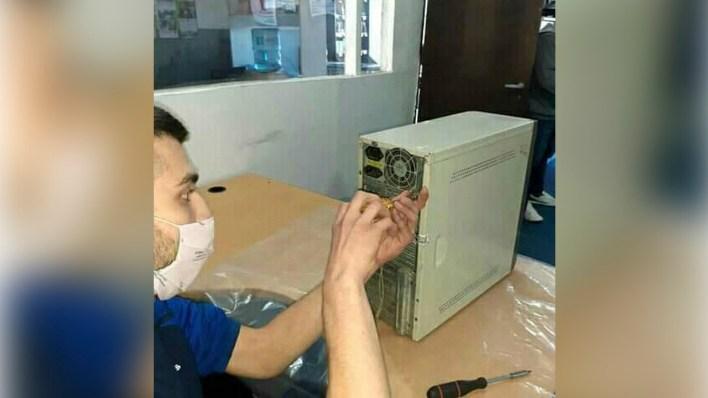 Inglés gratis y cursos de reparación de PC en Morón