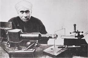 Chandrasejara Venkata Raman