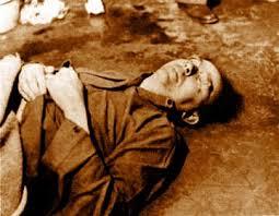 Heinrich Himler suicidio