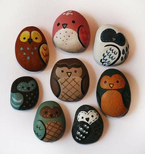creatividad con piedras 9