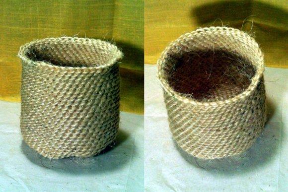 crochet con rafia o hilo sisal 2