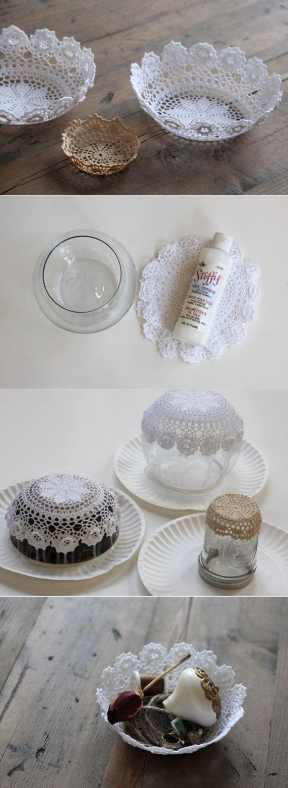 crochet-recipiente