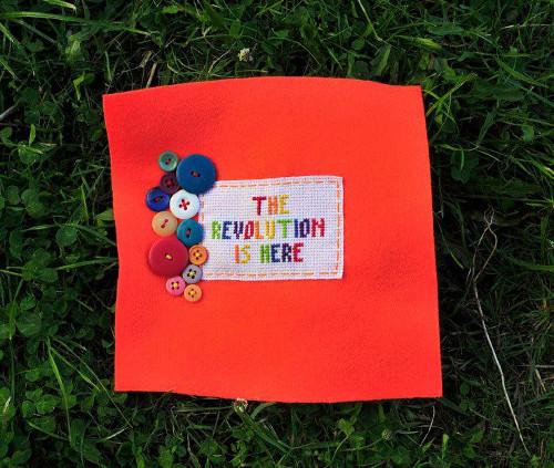 Craftivismo revolución creativa