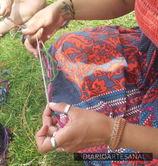 cómo hacer trenzas bahianas 2