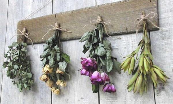 Recetas para hacer popurri de flores o especias