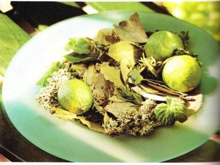 Recetas para hacer popurrí de limón
