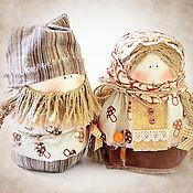 Muñecas de trapo rusas faciles de hacer