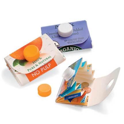 Ideas para reciclar cajas tetrapak 22