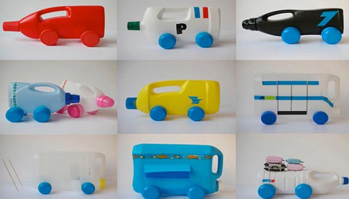 juguetes con materiales reciclados 13