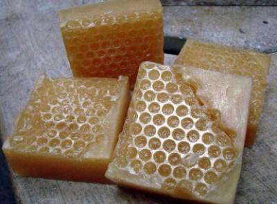 Jabones artesanales idea para hacer la forma de un jabón de miel