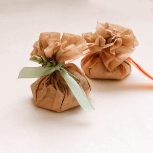Jabones artesanales bolsitas aromáticas de jabón rallado
