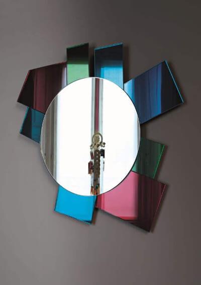Decorar con espejos geniales ideas y f ciles de hacer - Espejos con formas ...