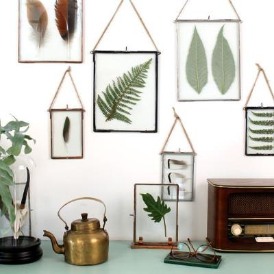Ideas para la decoracion botanica