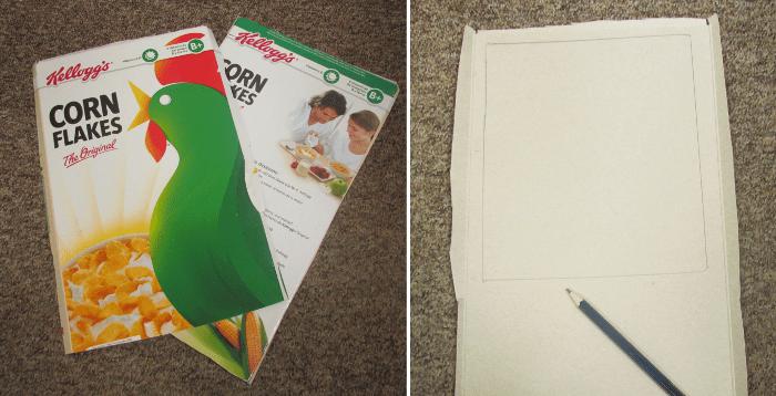 Marcar portada cuaderno espiral
