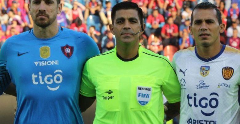 Enrique Cáceres, el paraguayo que arbitrará en el Mundial de Rusia 2018