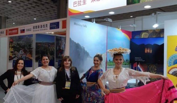 8d8bac902 Paraguay se presentó en la Feria Internacional de Turismo en Taiwán