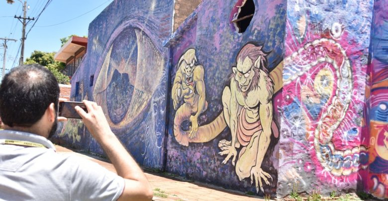 primera-expo-turistica-yaguaron-diarioasuncion