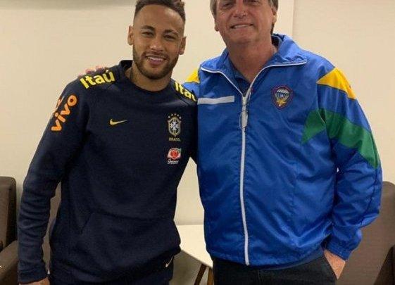 neymar-jr-jari-bolsolaro-diarioasuncion