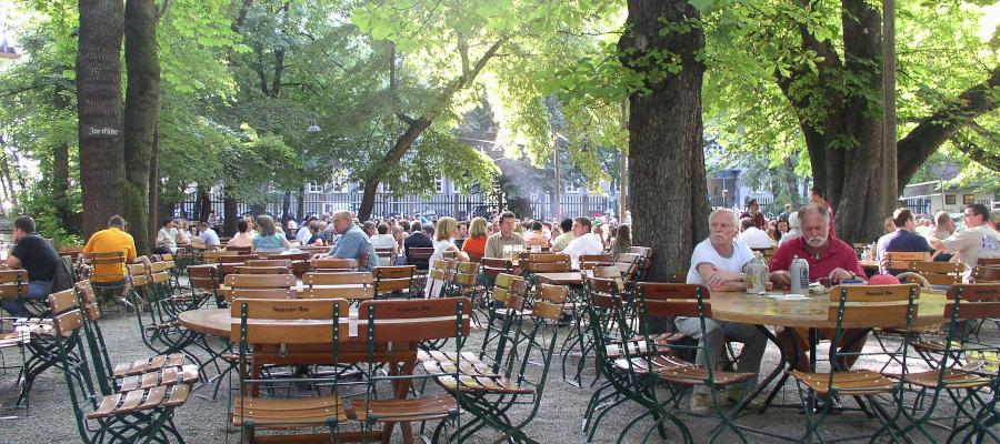 El arte de beber cerveza en Alemania