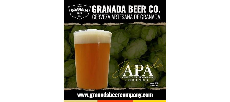 Granada Beer Company presenta su Granada APA