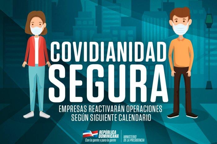 APRENDE CÓMO FUNCIONARÁ LA COVIDIANIDAD SEGURA